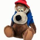 "RARE Vintage Splash Mountain Brer Bear Plush Briar Br'er Disneyland Plush 12"""