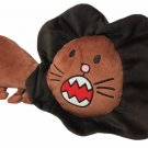 "IKEA Sagoskatt Lion Plush Flat Brown Stuffed Animal Child Design Soft Toy 13"""
