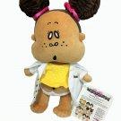 Ishababies ChocoChip Girl Plush Doll Stuffed Toy Isha Baby New Age Advisor NWT