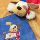 Taggies Buddy Puppy Dog Security Baby Blanket Mary Meyers Signature Lovey 13x13