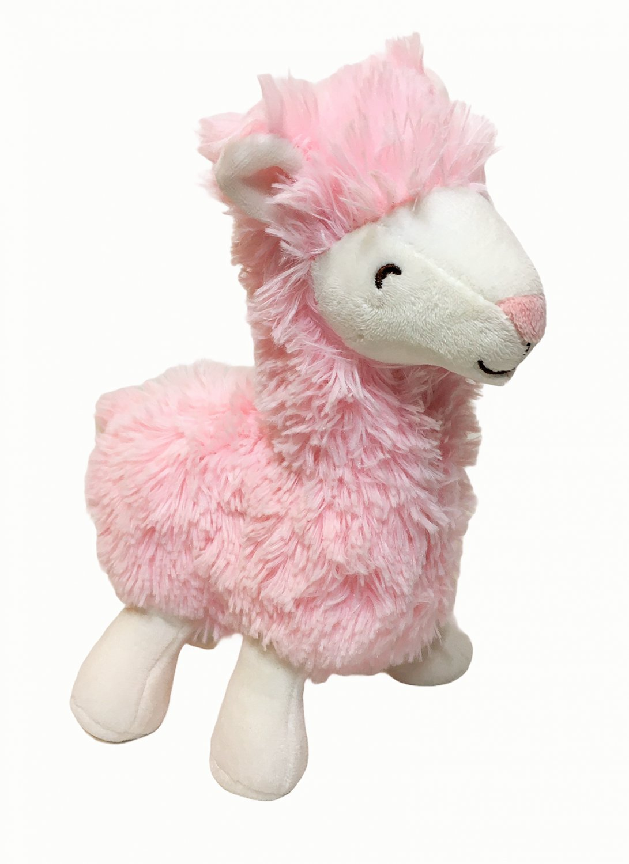 Carter�s Llama Waggy Pink Musical Rockabye Baby Music Stuffed Animal Plush Toy