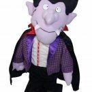 "RARE Vintage Halloween Dracula Vampire Animated Motionette Sings Dances 17"" in."
