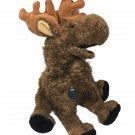RARE Gund Moose LARGE Arm Puppet Plush Stuffed Collectors Classic Vintage 1986