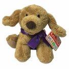 "RARE Gund Kids Animal Chatter Barking Dog Plush Puppy Barks VHTF Mini 4.5"" Toy"
