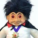 "Russ Troll Doll Count Dracula RARE Vampire Halloween JUMBO 27"" X-LARGE Toy"