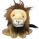 "RARE Wild Republic Lion Plush Cuddlekins 2003 Stuffed Animal Toy 12"" Cat TAGS"