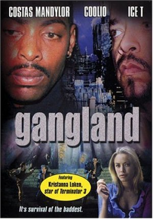 Gangland (artwork May Be Different Than Shown)