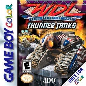 World Destruction League - Thunder Tank