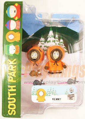 South Park Action Figure KENNY Mezco Toys