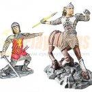 CHRONICLES OF NARNIA Battle Scale 2-Pack Edmund Pevensie & Centaur
