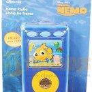 Authentic Disney Store Exclusive Nemo Radio FM