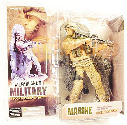 Mcfarlane Military series 2 2nd Tour of Duty MARINE