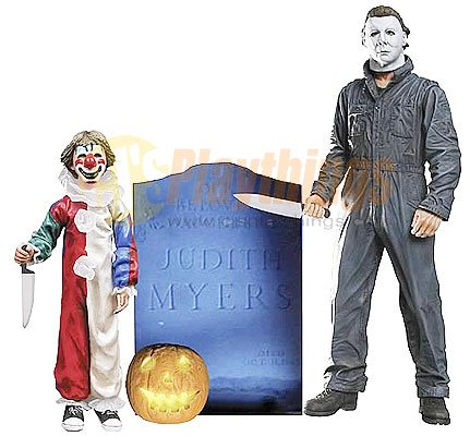 NECA Cult Classics Halloween Michael Myers Evolution of Evil 2-Pack
