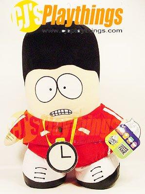 South Park Authentic 16 inch Talking Plush Rapper Cartman