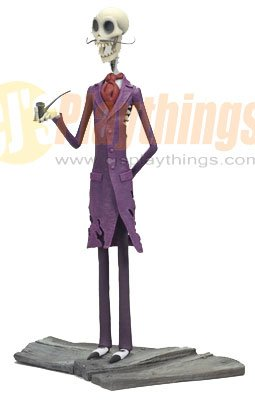 Mcfarlane CORPSE BRIDE Action Figure Series 2 Albert