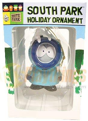 South Park XMAS Holiday Ornament figurine Kenny for Christmas