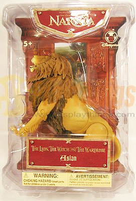 CHRONICLES OF NARNIA Disney Exclusive Action Figure Aslan