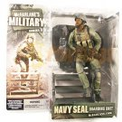 Mcfarlane Military series 3 Navy Seal Boarding Unit African American Black