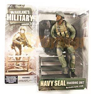 Mcfarlane Military series 3 Navy Seal Boarding Unit African American Black