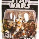 Star Wars Revenge of the Sith SAGA Orange CLONE TROOPER #26