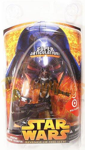 Star Wars Revenge of the Sith E3 Target Exclusive Utapau Shadow Trooper