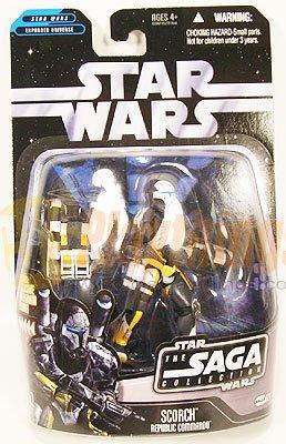 Star Wars SAGA COLLECTION #21 SCORCH REPUBLIC COMMANDO