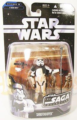 Star Wars The SAGA COLLECTION #37 SandTrooper Sand Trooper