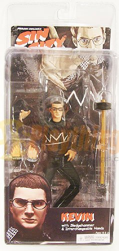 NECA Frank Miller's SIN CITY Series 2 KEVIN COLOR