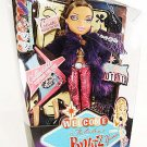 Bratz Fabulous Yasmin Collectible poster keychain and glitzy outfits