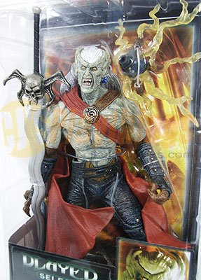 NECA Player Select series 1 Legacy of Kain Action Figure