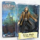 NECA Harry Potter Order of the Phoenix Series 1 Sirius Black w/ Wand ready to ship