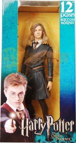 "NECA Harry Potter Order of the Phoenix OOP Hermione Granger 12"" w/ sound"