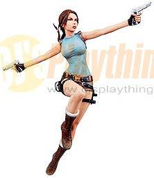 "NECA Player Select Lara Croft Tomb Raider Anniversary 7"" Action Figure"