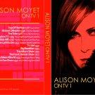 ALISON MOYET : ON TV 1 DVD