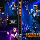 BRYAN FERRY : GLASTONBURY FESTIVAL 2014 DVD