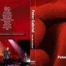 PETER GABRIEL : NEW BLOOD BRAZIL DVD