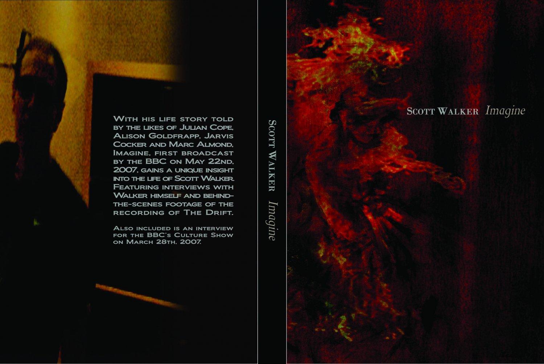 SCOTT WALKER : IMAGINE DVD