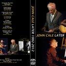 JOHN CALE : LATER 1992-2012 DVD