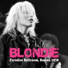 BLONDIE : BOSTON PARADISE 1978 CD
