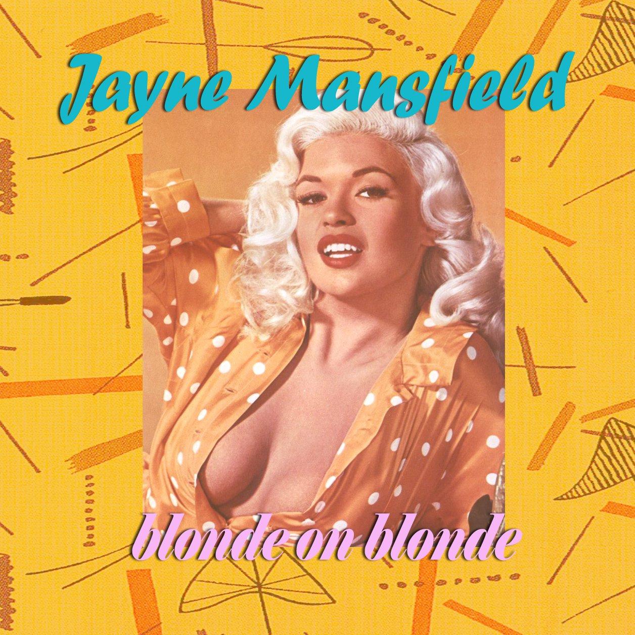 JAYNE MANSFIELD : BLONDE ON BLONDE CD
