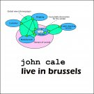 JOHN CALE : LIVE IN BRUSSELS 2005 CD