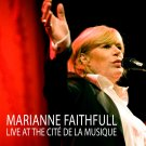 MARIANNE FAITHFULL : CITE DE LA MUSIQUE, PARIS 2009 2CD SET