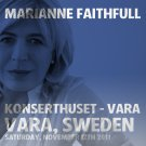MARIANNE FAITHFULL : LIVE IN SWEDEN 2011 CD