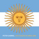 PETER GABRIEL : LIVE IN BUENOS AIRES 1988 CD