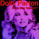 DOLLY PARTON : LIVE IN NEW YORK 1977 CD