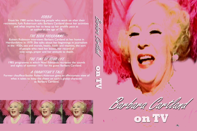BARBARA CARTLAND : ON TV DVD