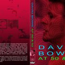 DAVID BOWIE : AT 50 & 52 DVD