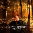 TEDDY THOMPSON : RADIO WAYS CD