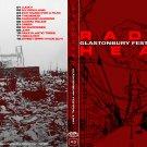 RADIOHEAD : GLASTONBURY FESTIVAL 1997 DVD