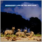 MORRISSEY : LIVE IN TEL AVIV 2016 2CD SET